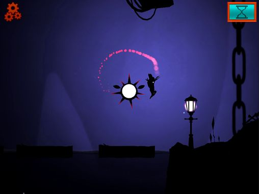 Screenshots vom Spiel Oscura: Second shadow für iPhone, iPad oder iPod.