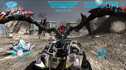 Download Osiris: Battlefield iPhone free game.