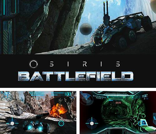In addition to the game 3D Rollercoaster Rush for iPhone, iPad or iPod, you can also download Osiris: Battlefield for free.