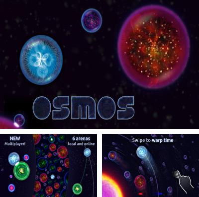 In addition to the game Breakout ninja for iPhone, iPad or iPod, you can also download Osmos for free.