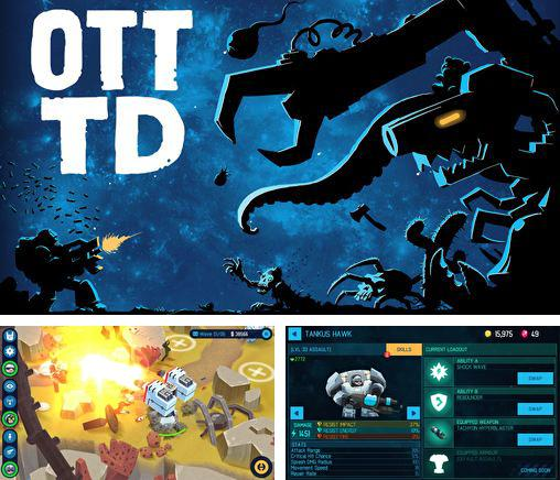 In addition to the game Gunpowder for iPhone, iPad or iPod, you can also download OTTTD for free.