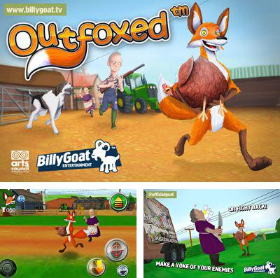 In addition to the game Stickman Soccer for iPhone, iPad or iPod, you can also download Outfoxed for free.