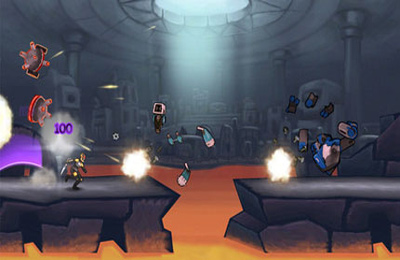 Screenshots of the Outland Games game for iPhone, iPad or iPod.
