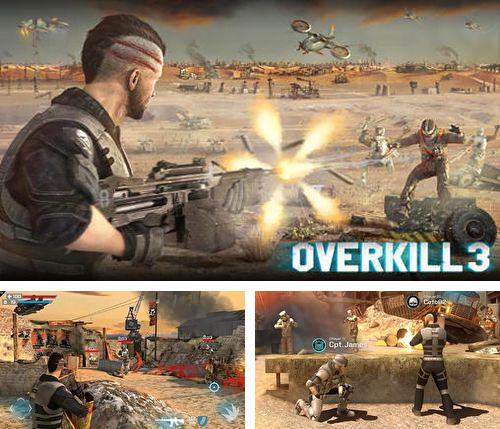 In addition to the game Heroes of Camelot for iPhone, iPad or iPod, you can also download Overkill 3 for free.