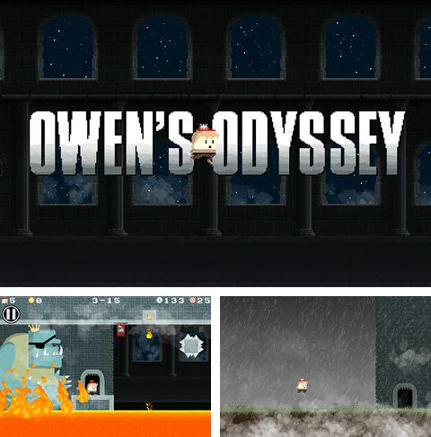 In addition to the game Rune Gems – Deluxe for iPhone, iPad or iPod, you can also download Owen's odyssey for free.