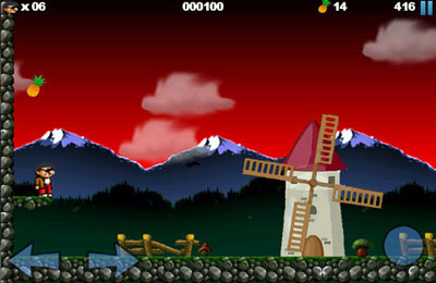 Screenshots of the Pablo's Fruit game for iPhone, iPad or iPod.
