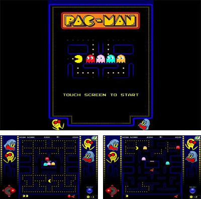In addition to the game Light apprentice for iPhone, iPad or iPod, you can also download Pac-man for free.