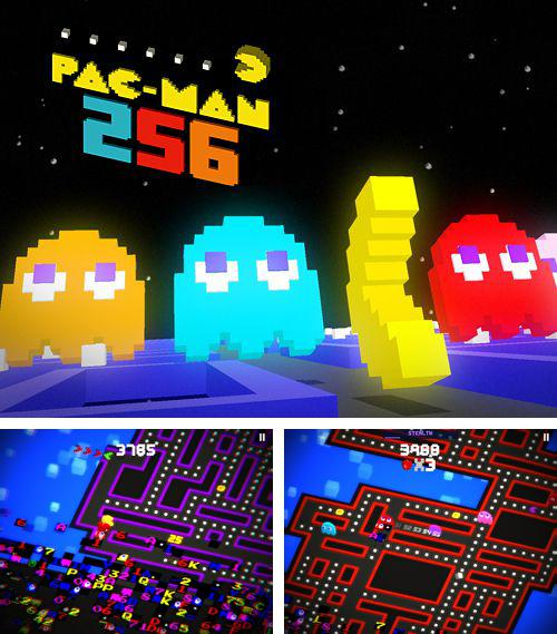 In addition to the game Metal slug attack for iPhone, iPad or iPod, you can also download Pac-man 256 for free.