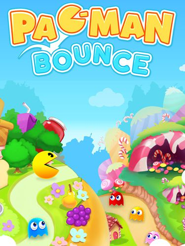 Pac man bounce