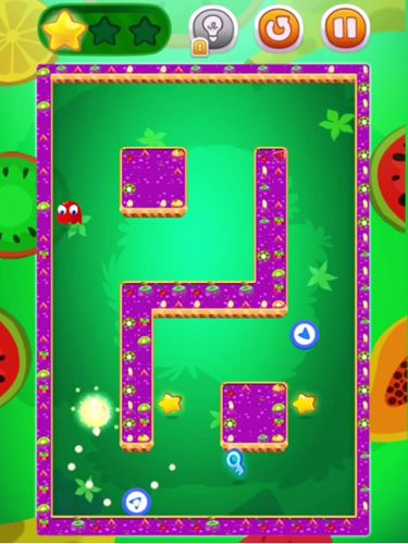 Free Pac man bounce download for iPhone, iPad and iPod.