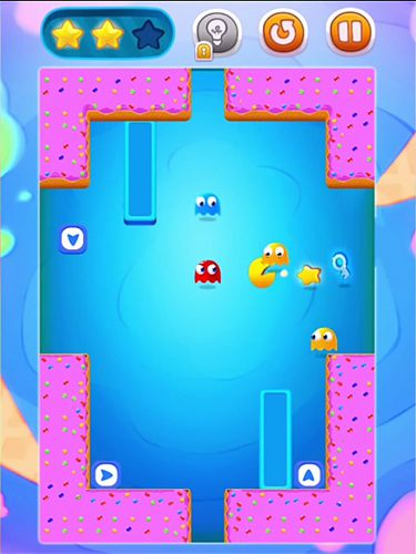 Игра Pac man bounce для iPhone