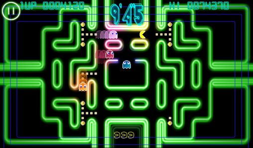 Download Pac-Man: Championship edition iPhone free game.