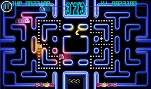 Descarga gratuita de Pac-Man: Championship edition para iPhone, iPad y iPod.