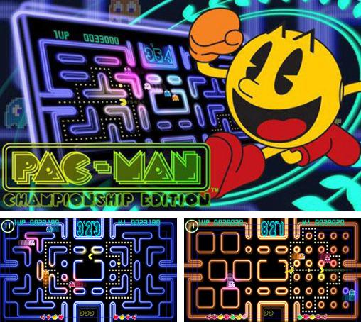 In addition to the game Cubix challenge for iPhone, iPad or iPod, you can also download Pac-Man: Championship edition for free.