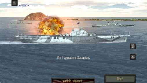 Free Pacific fleet download for iPhone, iPad and iPod.