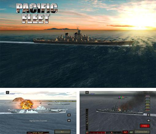 In addition to the game Toy bot diaries 2 for iPhone, iPad or iPod, you can also download Pacific fleet for free.