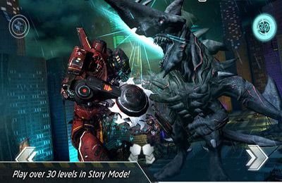 Download Pacific Rim iPhone free game.