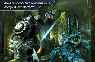Free Pacific Rim download for iPhone, iPad and iPod.