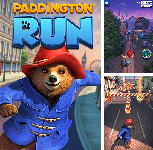 In addition to the game Ronaldo: Tropical island for iPhone, iPad or iPod, you can also download Paddington run for free.