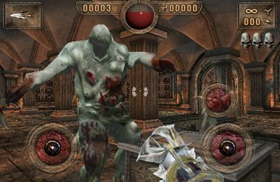Screenshots of the Painkiller Purgatory game for iPhone, iPad or iPod.