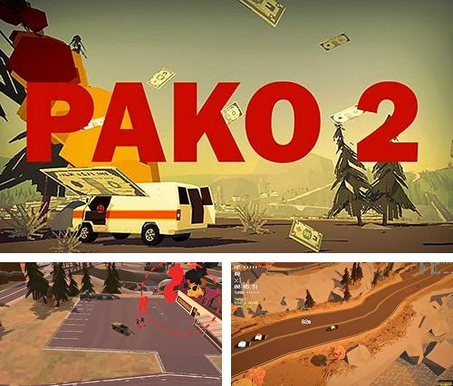 In addition to the game Toca: Blocks for iPhone, iPad or iPod, you can also download Pako 2 for free.