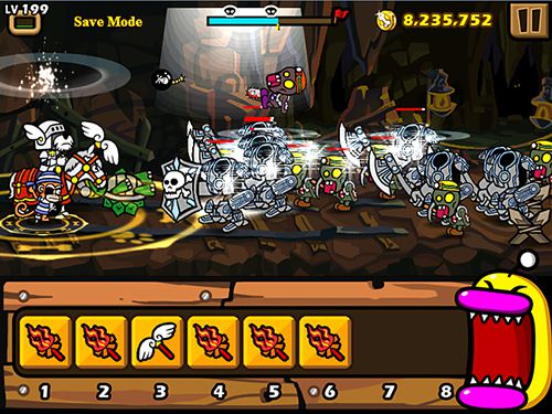 Screenshots of the Paladog game for iPhone, iPad or iPod.