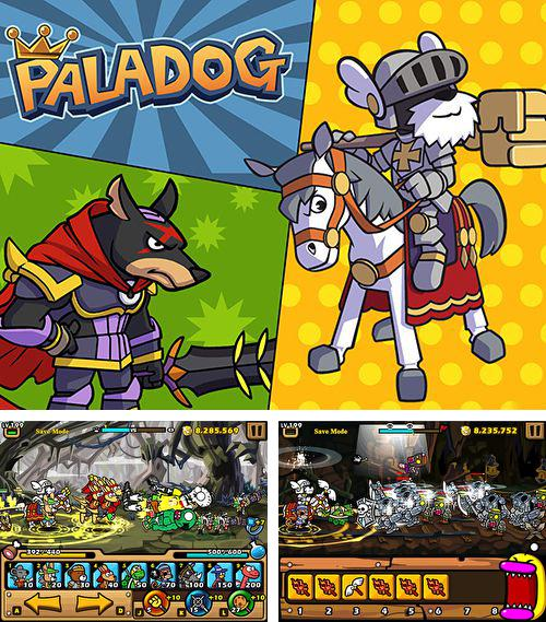 In addition to the game Sniper time 2: Missions for iPhone, iPad or iPod, you can also download Paladog for free.