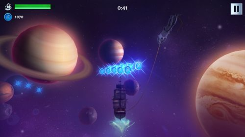 Screenshots of the Pan: Escape to Neverland game for iPhone, iPad or iPod.