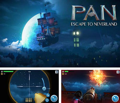 In addition to the game The Room for iPhone, iPad or iPod, you can also download Pan: Escape to Neverland for free.
