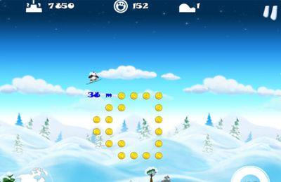 Screenshots of the Panda Blair! game for iPhone, iPad or iPod.