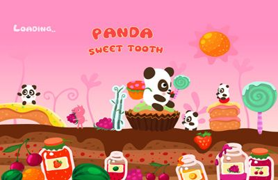 Panda Sweet Tooth Full HD