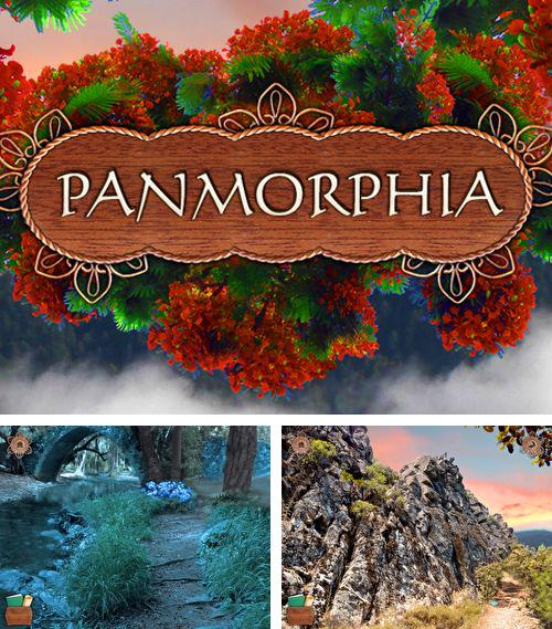In addition to the game Christmas Rock'n'Roll for iPhone, iPad or iPod, you can also download Panmorphia for free.
