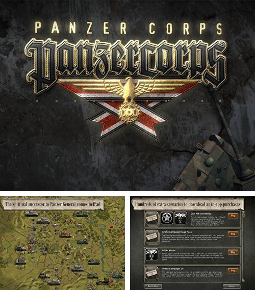 In addition to the game Darklings for iPhone, iPad or iPod, you can also download Panzer corps for free.