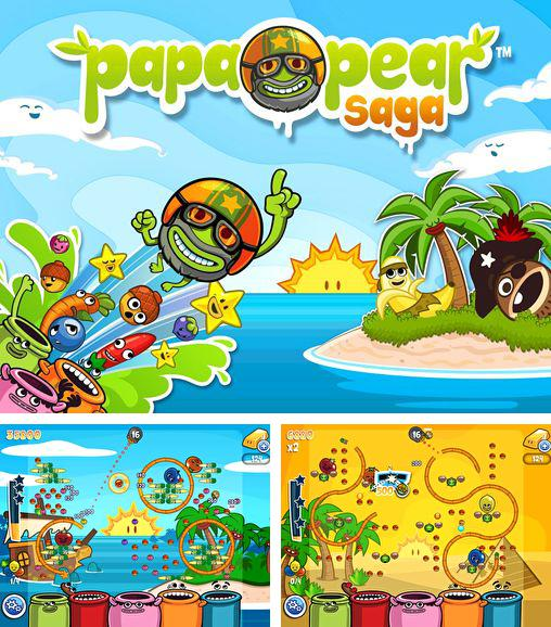 In addition to the game Jet raiders for iPhone, iPad or iPod, you can also download Papa Pear: Saga for free.