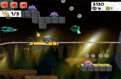 Screenshots do jogo Paper monsters para iPhone, iPad ou iPod.