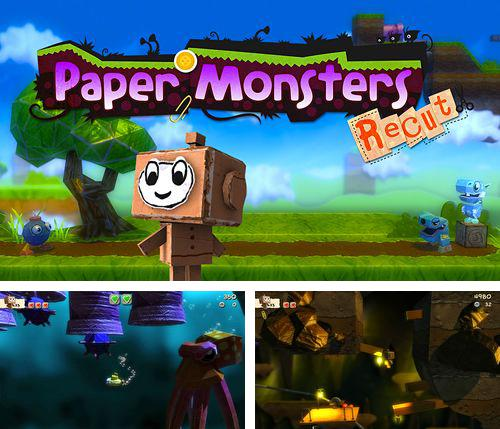 In addition to the game Vampire Origins RELOADED for iPhone, iPad or iPod, you can also download Paper monsters: Recut for free.