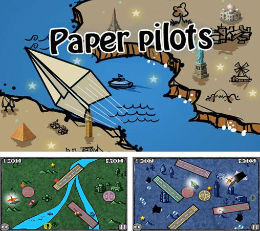 In addition to the game Shufflepuck Cantina for iPhone, iPad or iPod, you can also download Paper pilots for free.