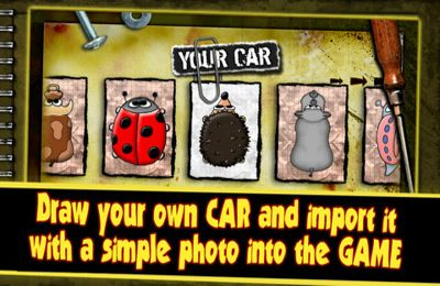 Download Paper Racer iPhone free game.
