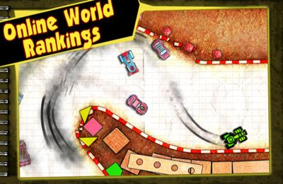 Free Paper Racer download for iPhone, iPad and iPod.
