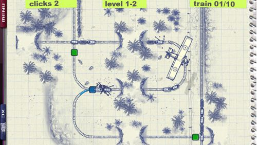 Download Paper train: Traffic iPhone free game.