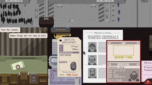 Download Papers, please iPhone free game.