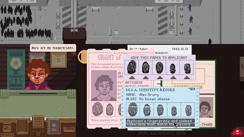 Kostenloser Download von Papers, please für iPhone, iPad und iPod.