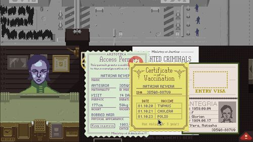 Screenshots of the Papers, please game for iPhone, iPad or iPod.