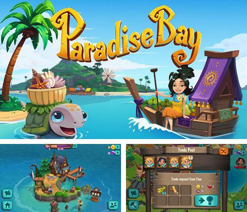 In addition to the game I am dolphin for iPhone, iPad or iPod, you can also download Paradise bay for free.