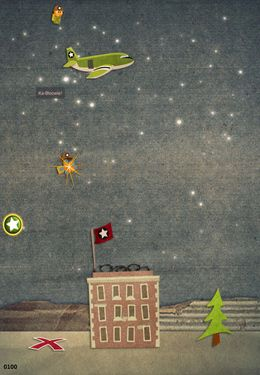 Download Paratrooper iPhone free game.