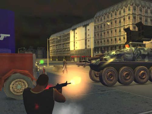 Free Paris: Urban war download for iPhone, iPad and iPod.
