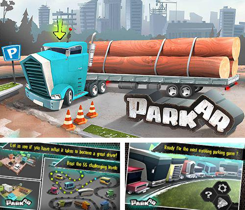 In addition to the game Air wings for iPhone, iPad or iPod, you can also download Park AR for free.