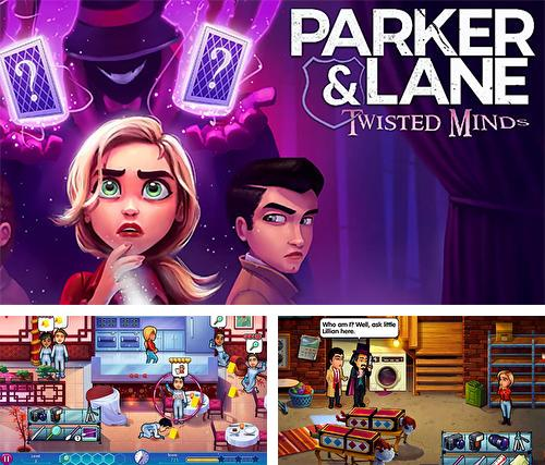 Baixe o jogo Parker and Lane: Twisted minds para iPhone gratuitamente.