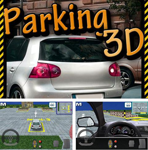 Download Parking 3D iPhone free game.