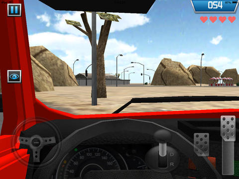 Descarga gratuita de Parking 3D Truck para iPhone, iPad y iPod.